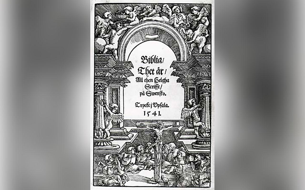 Ny bibelöversättning på ingång 2026