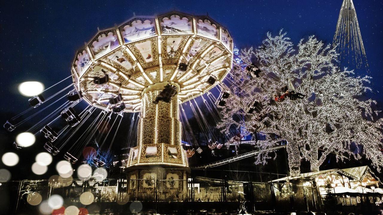 Jul på Liseberg ställs in