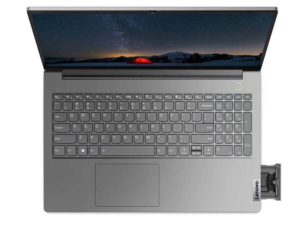 Lenovo ThinkBook 15 Gen 2 levereras med trådlösa hörlurar