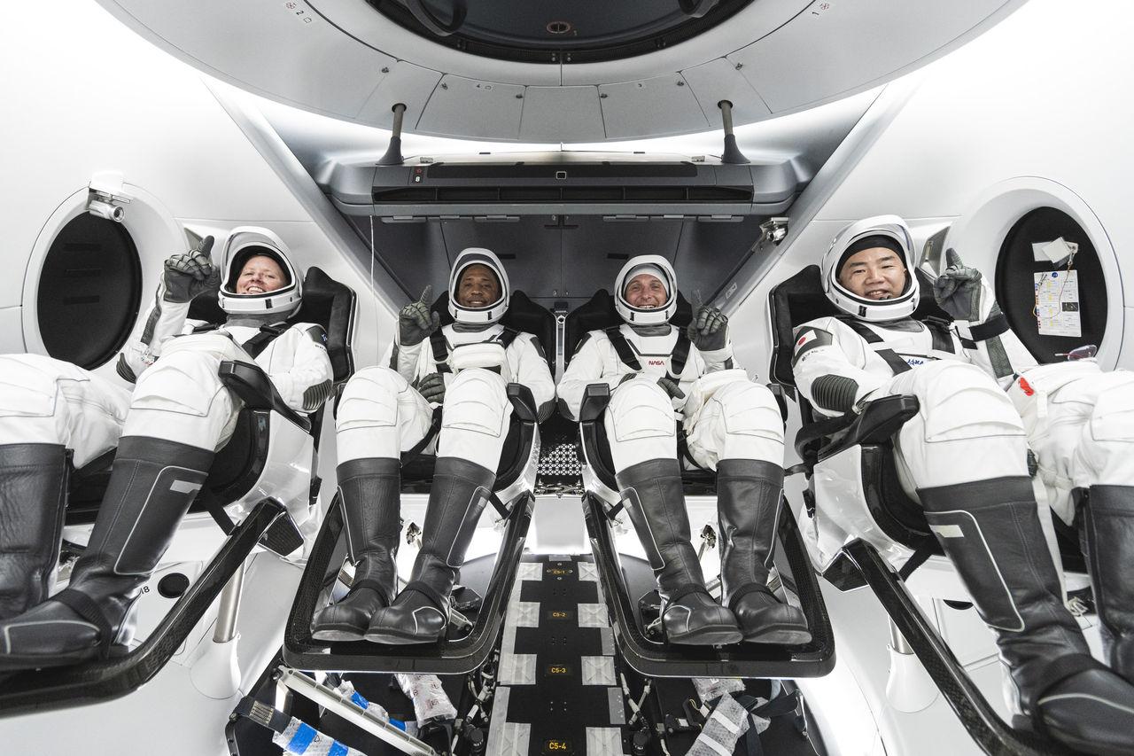 Snart drar SpaceX reguljära astronautflygningar till ISS igång