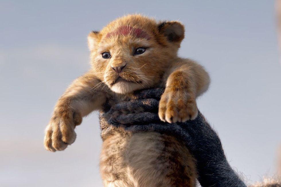 Det kommer en uppföljare till Lejonkungen