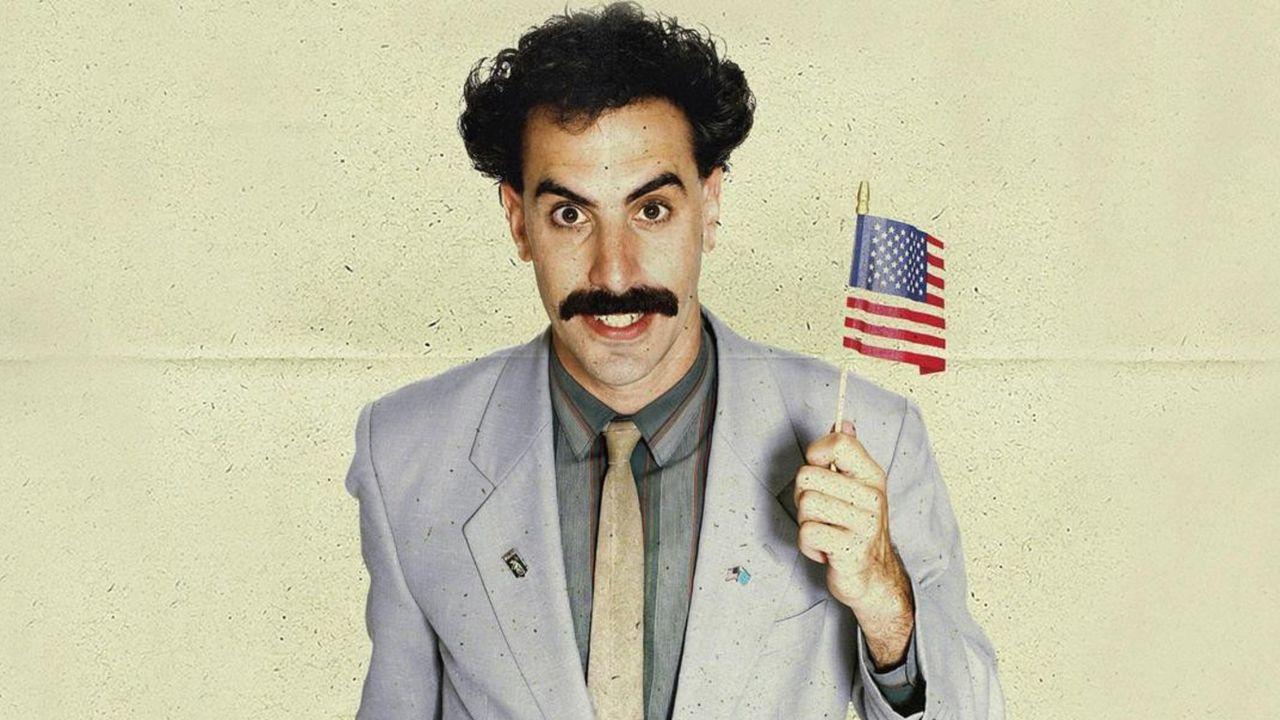 Borat 2 kommer till Amazon Prime Video
