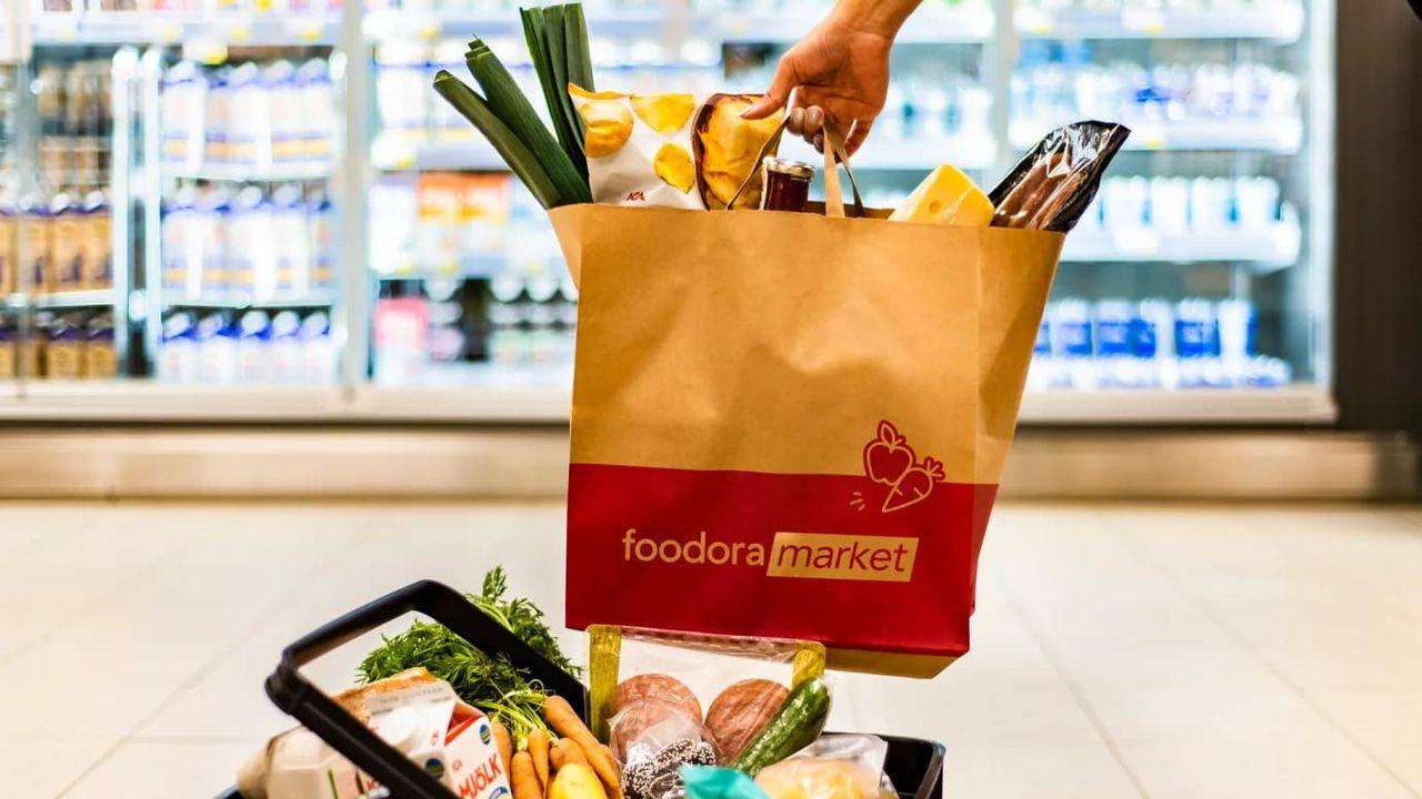 Foodora lanserar Foodora Market
