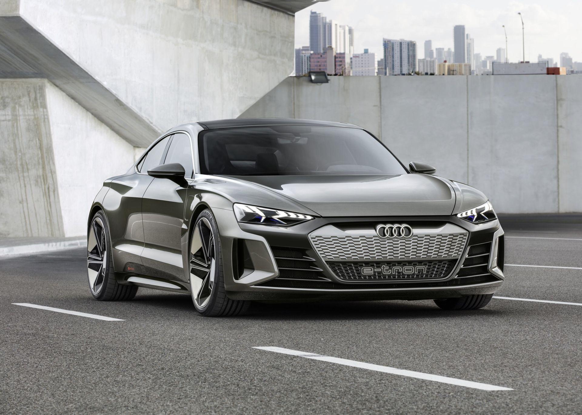 Audi har startat rejset för att komma ikapp Tesla