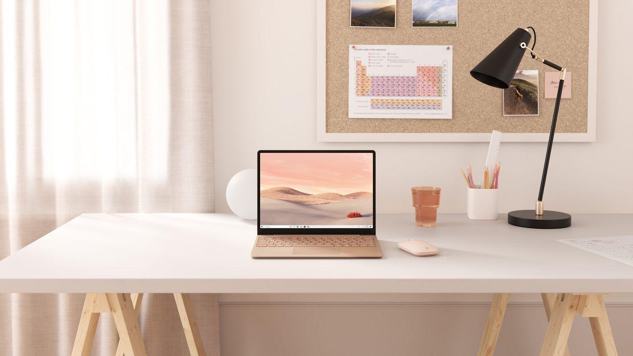 Microsoft presenterar Surface Laptop Go