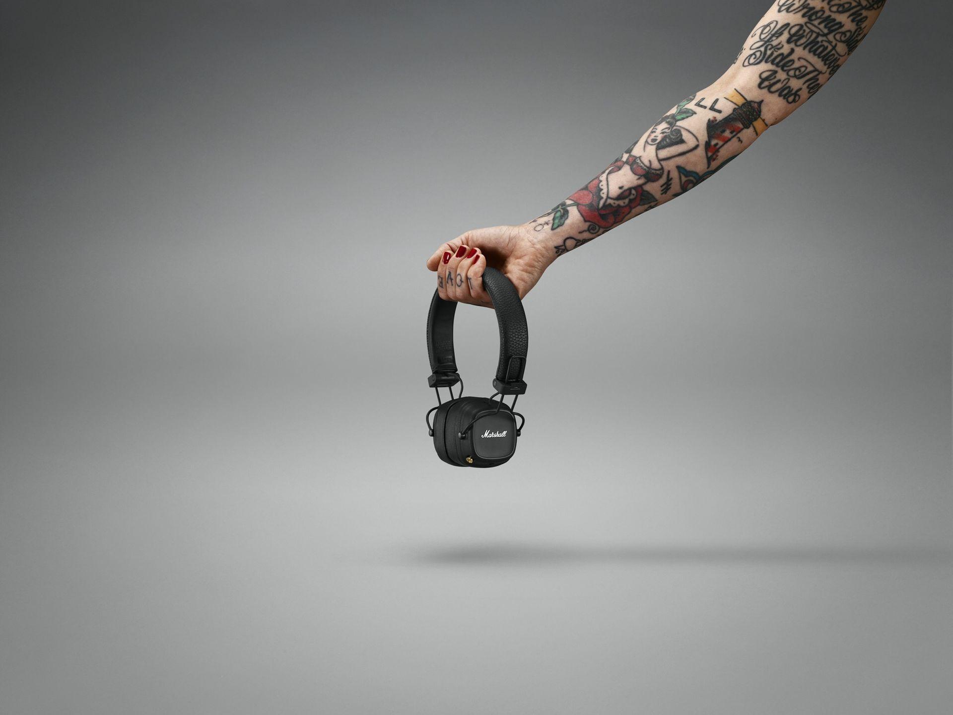 Marshall släpper ny version av sina Major-hörlurar