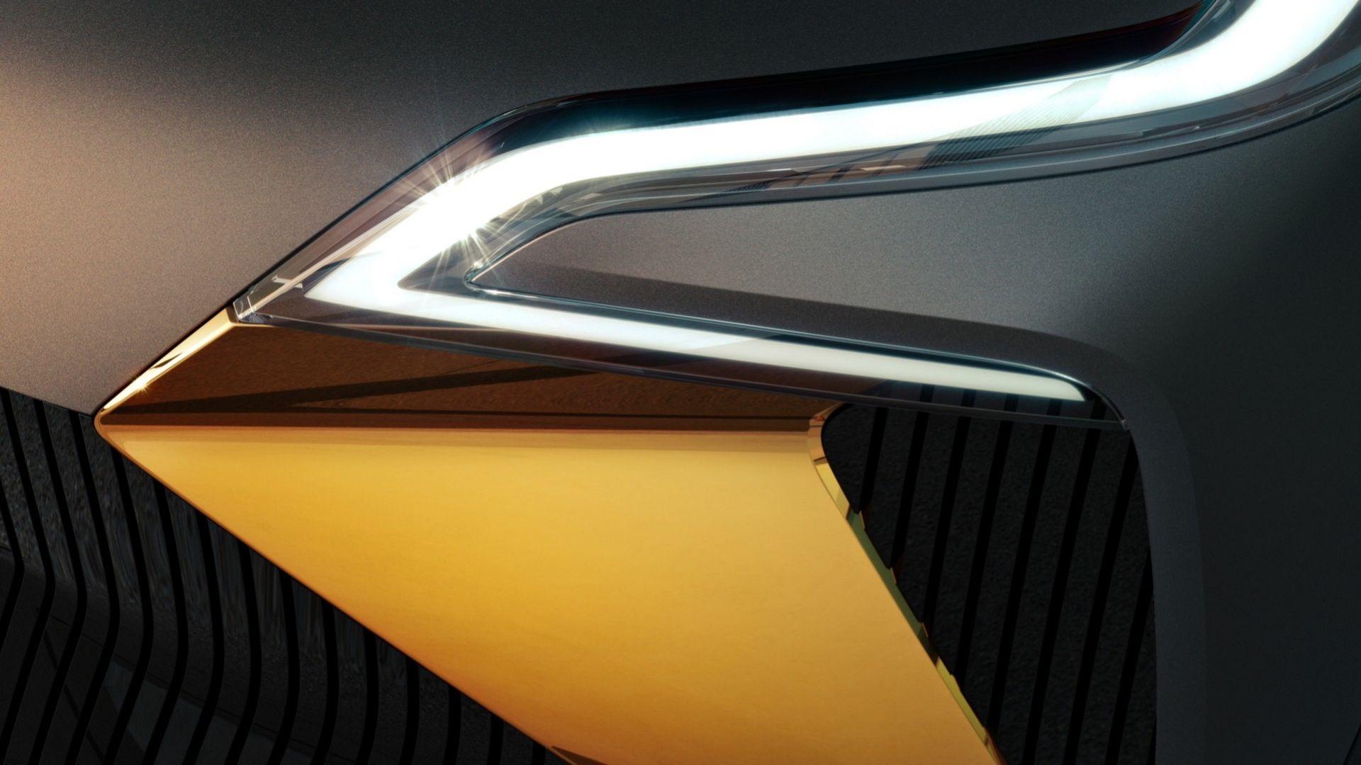 Teaser för ny elbil från Renault