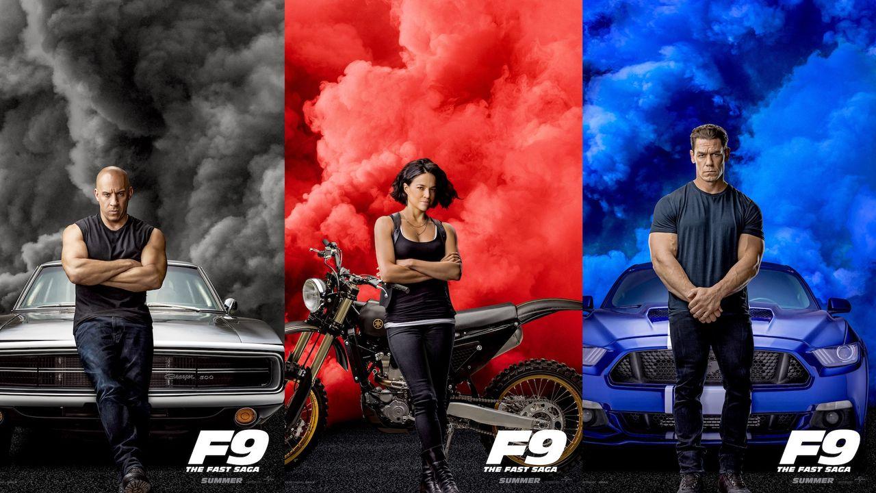 Nytt premiärdatum för Fast & Furious 9