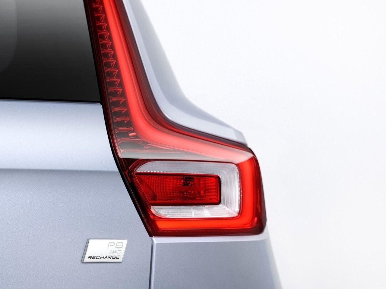 Volvo XC20 blir helt eldriven