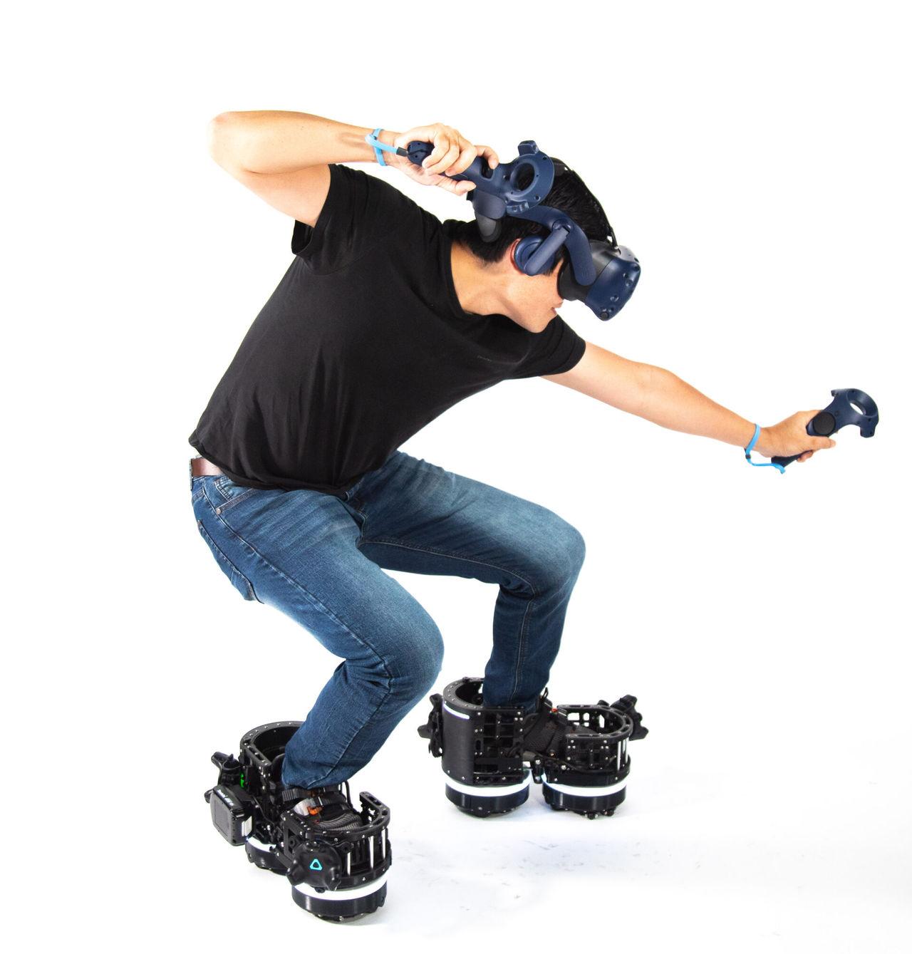 Ekto One är ett par VR-skor