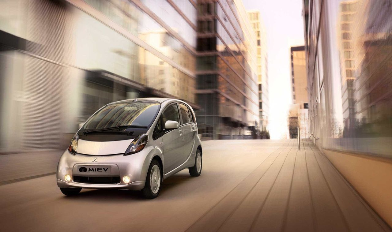 Mitsubishi slutar tillverka i-MiEV snart