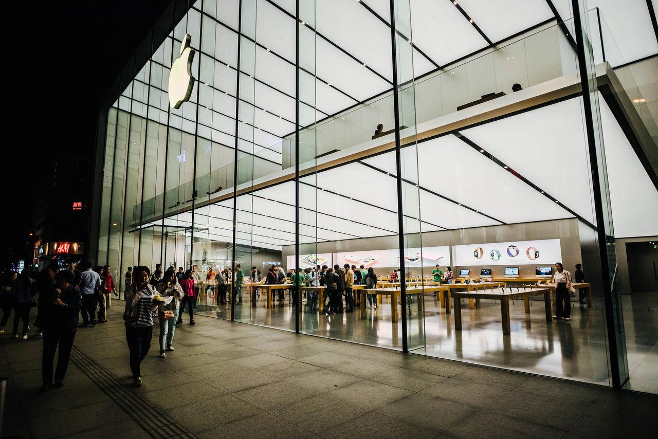 Apple slutar sälja grejer från Logitech, Sonos och Bose