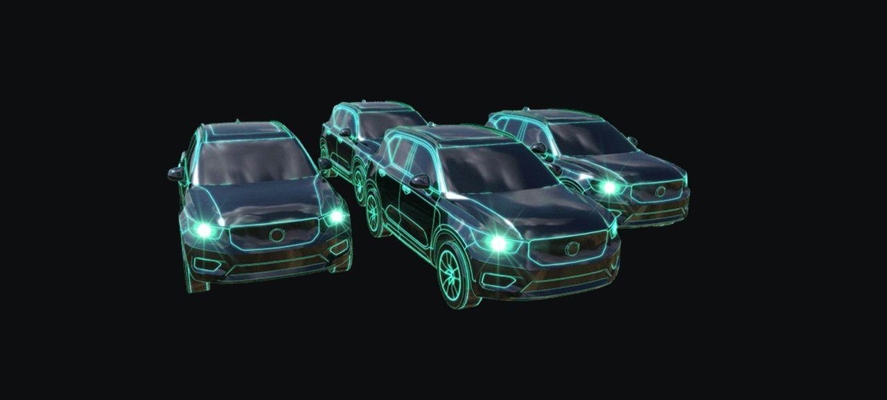 Zenseact är Volvos nya företag för självkörande bilar