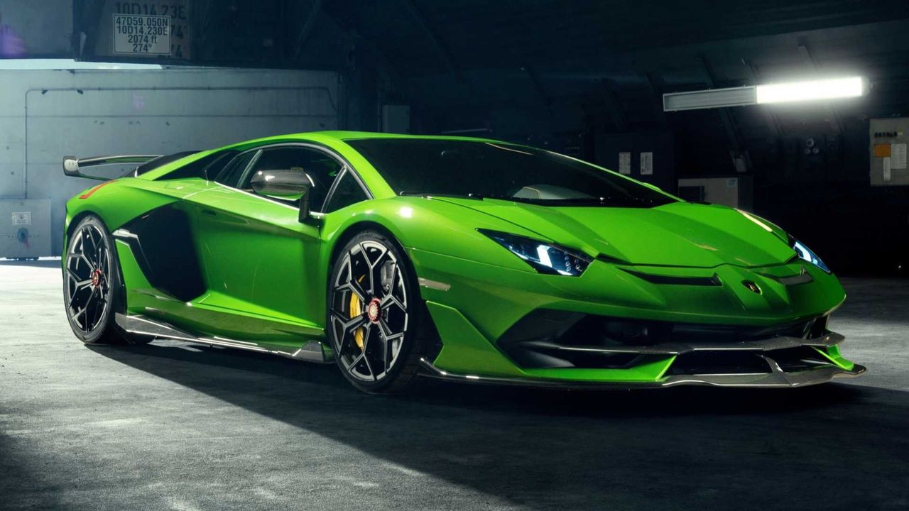 September var Lamborghinis bästa månad någonsin