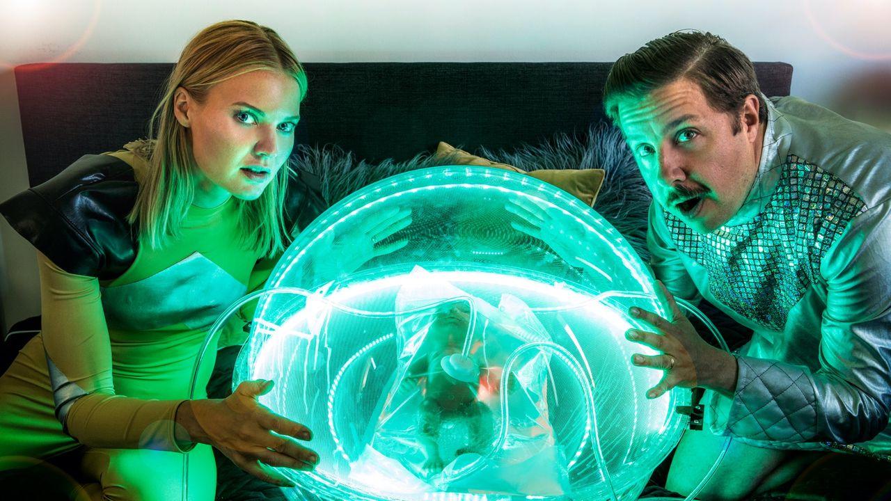 Framtiden runt hörnet är en ny tv-serie på SVT