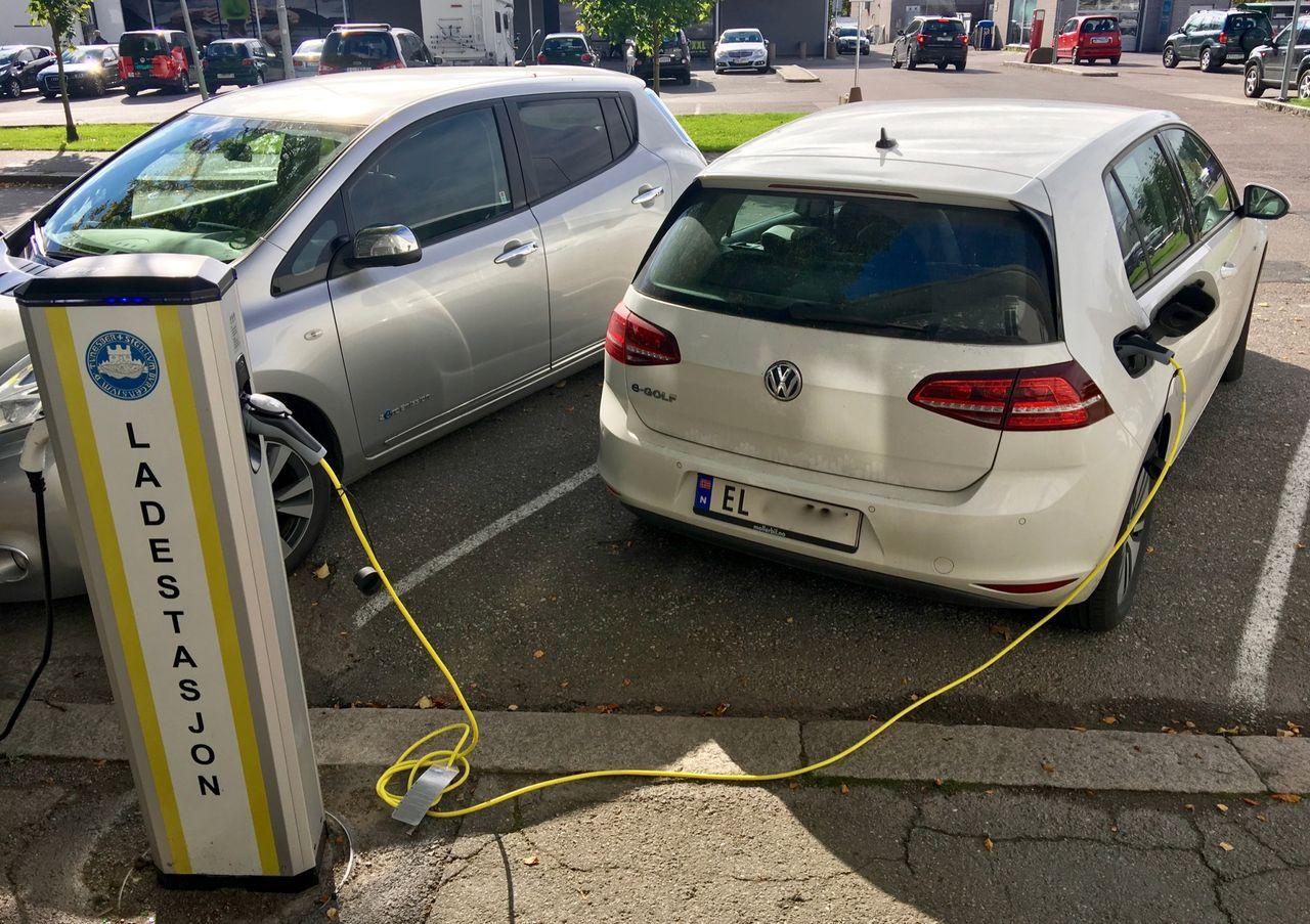 Volkswagen: 90 % av vår försäljning i Norge är elbilar nästa år