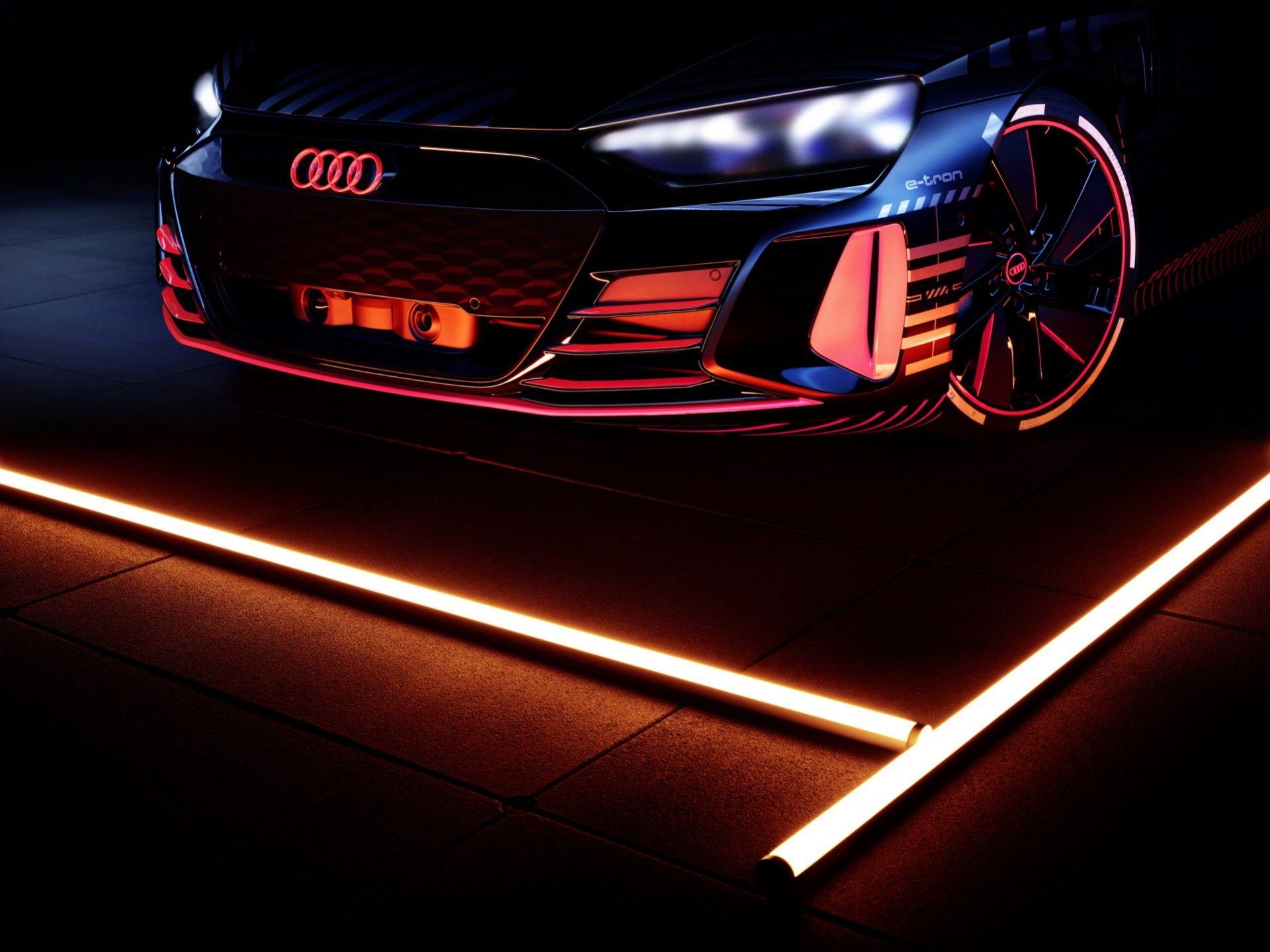 Serietillverkningen av Audi e-tron GT drar igång i slutet av året