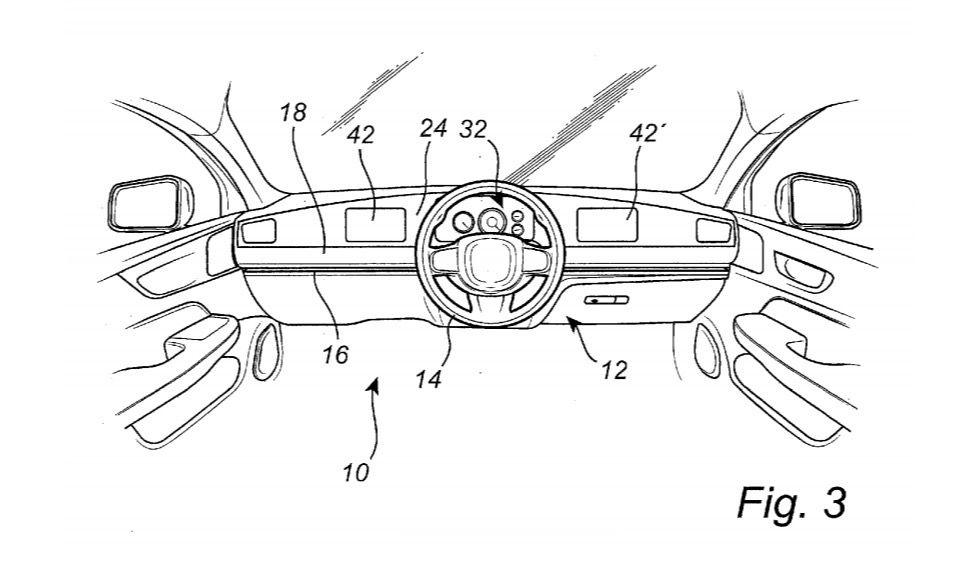 Framtida Volvo-bilar kanske kommer ha flyttbar ratt