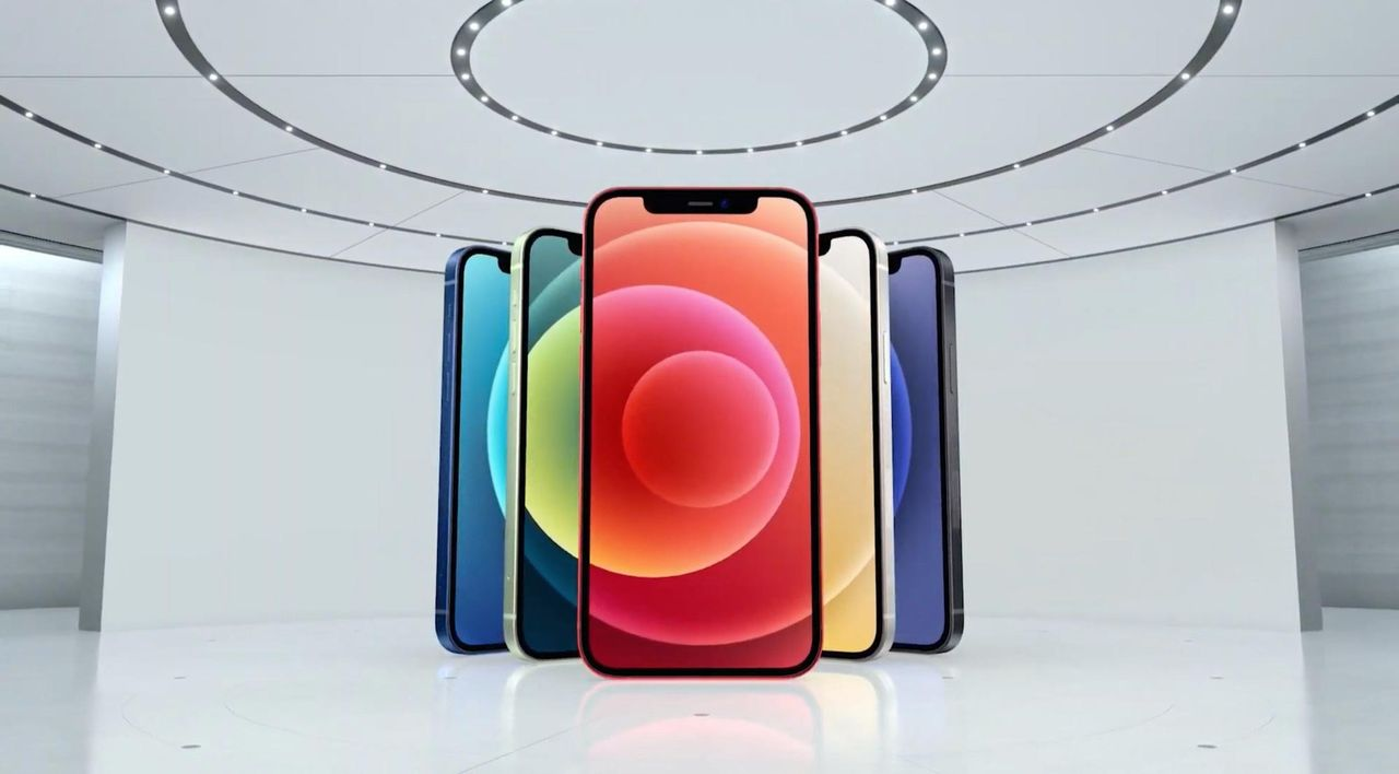 Apple presenterar iPhone 12!