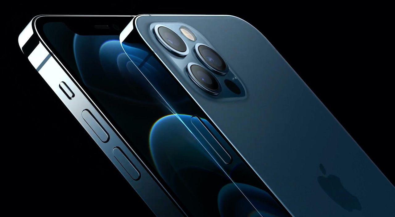 Apple presenterar iPhone 12 Pro!