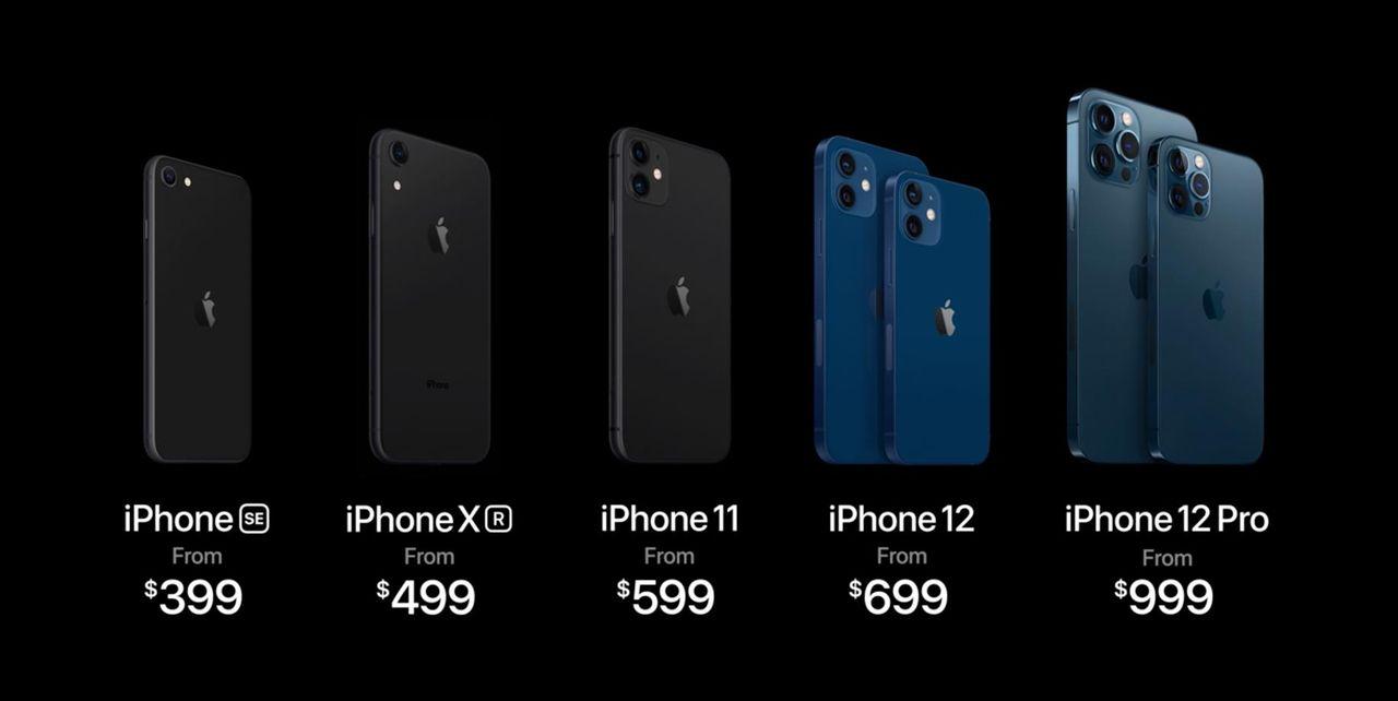 Apple behåller iPhone 11 i sortimentet