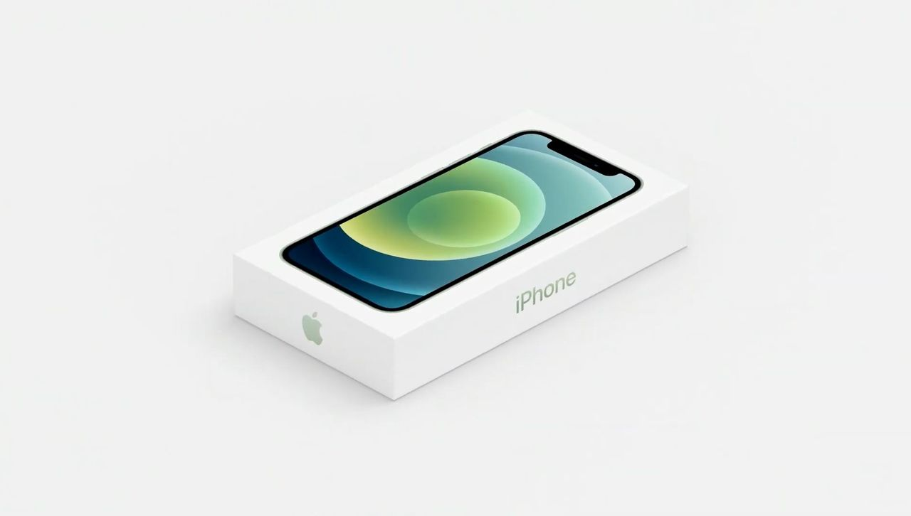Varken laddare eller lurar i lådan med iPhone 12