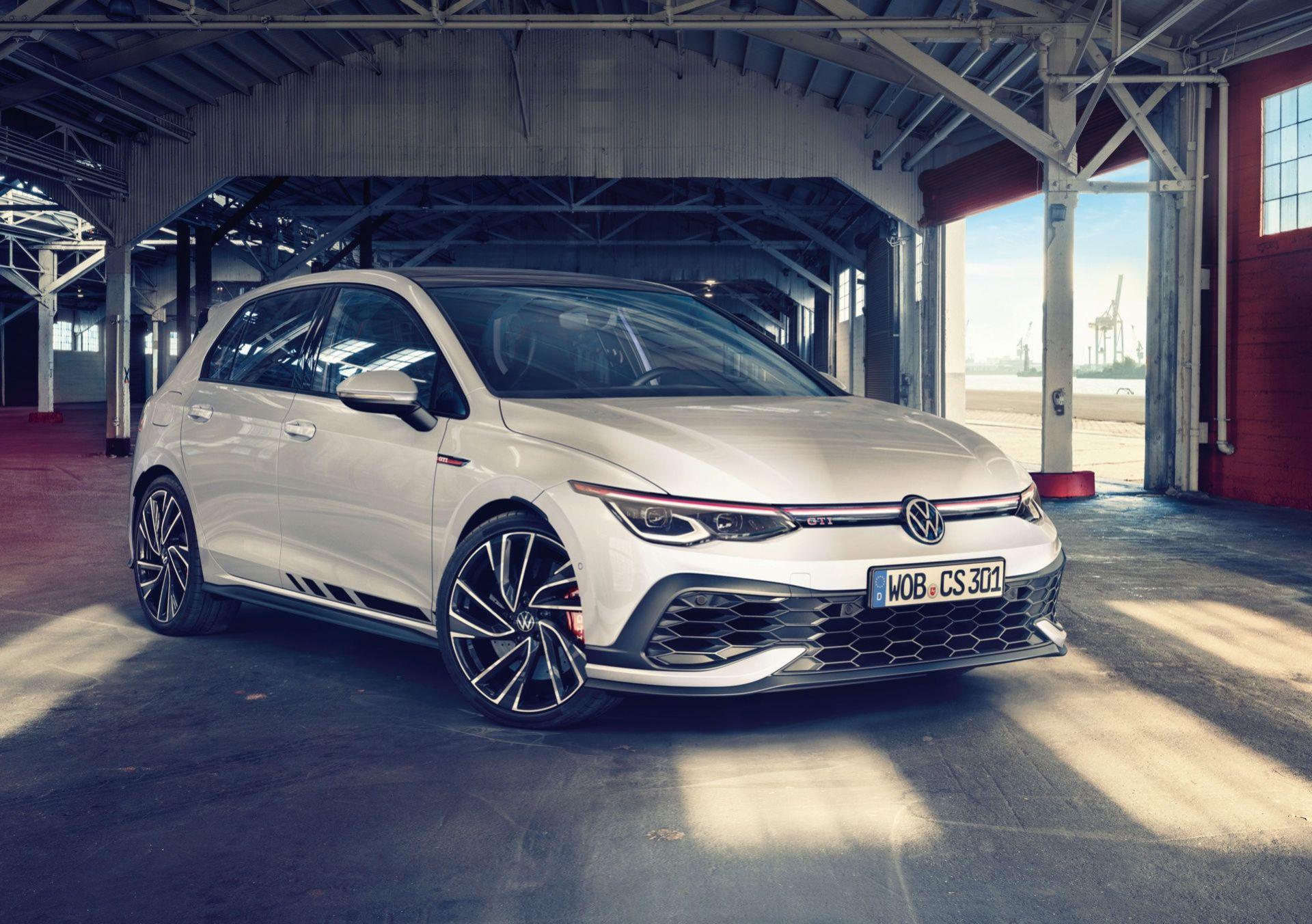 Det här är nya Volkswagen Golf GTI Clubsport