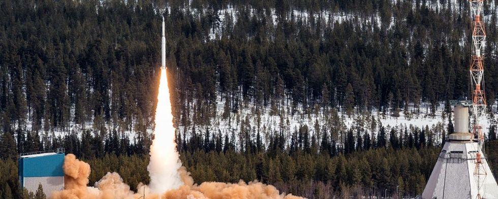 Swedish Space Corporation ska börja skjuta upp satelliter