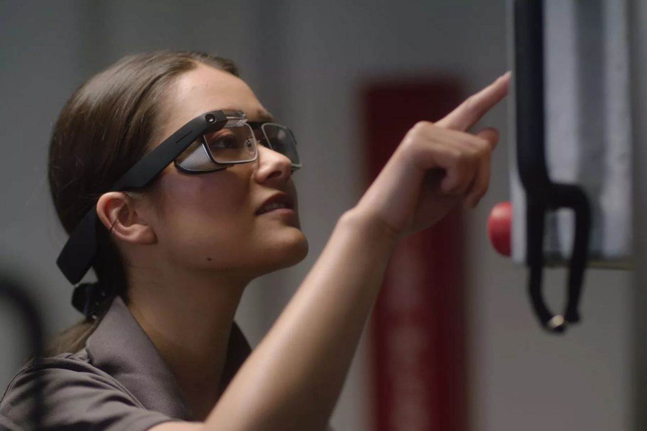 Google Glass får stöd för Google Meet