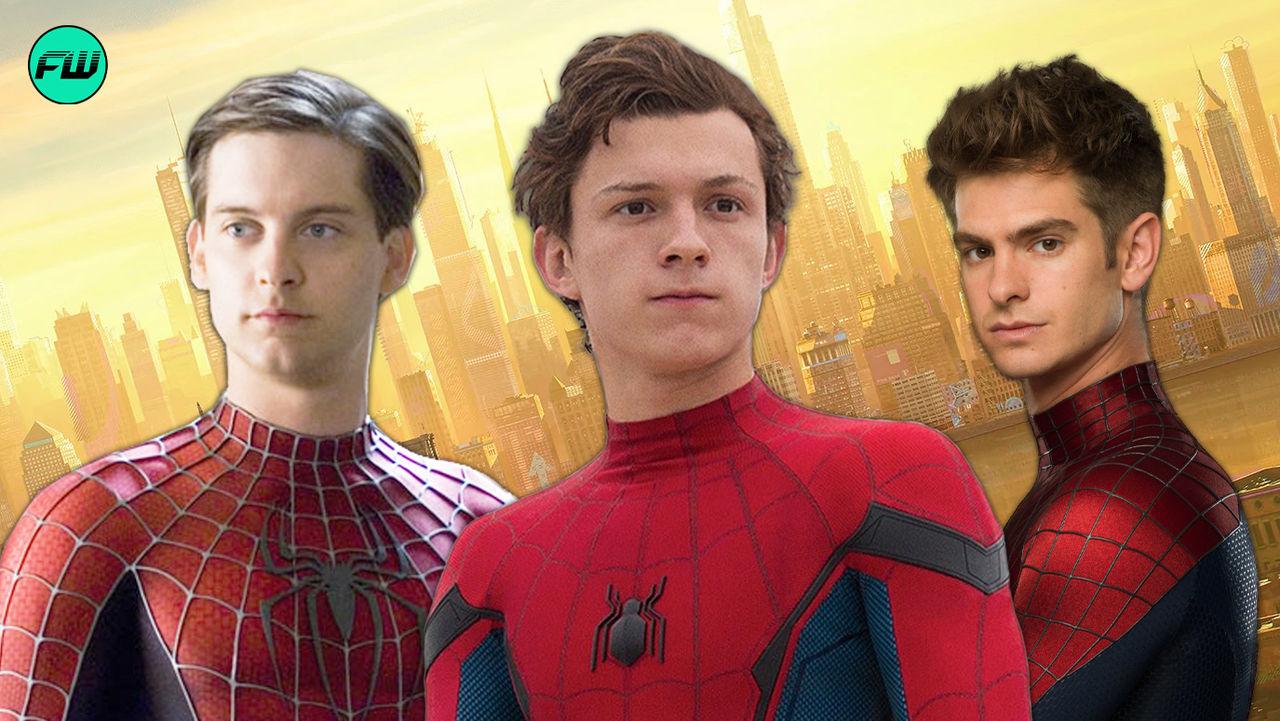 Tobey Maguire och Andrew Garfield till Spider-Man 3?