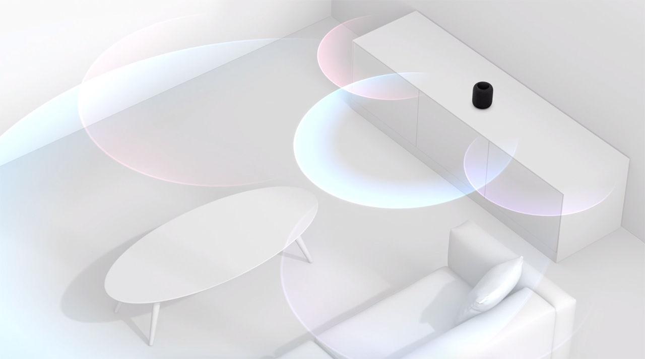 Apples HomePod får stöd för Dolby Atmos