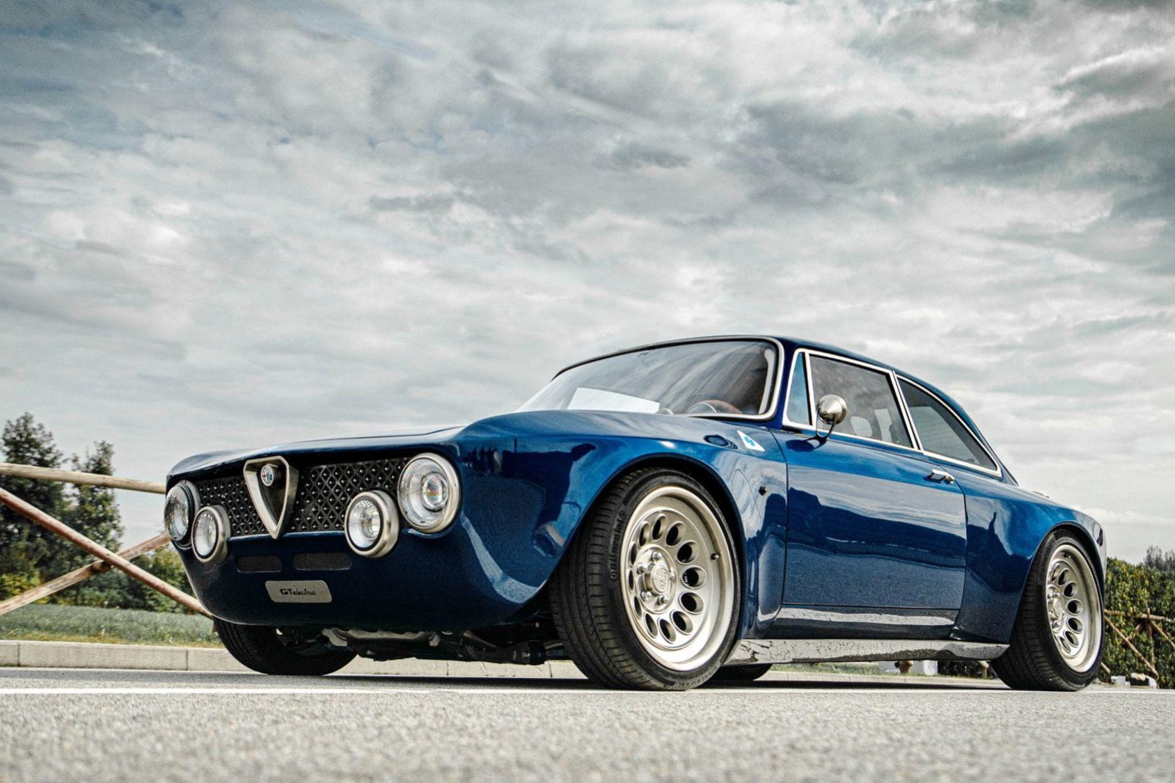 Här är Totem Automobilis eldrivna Alfa Romeo Giulia