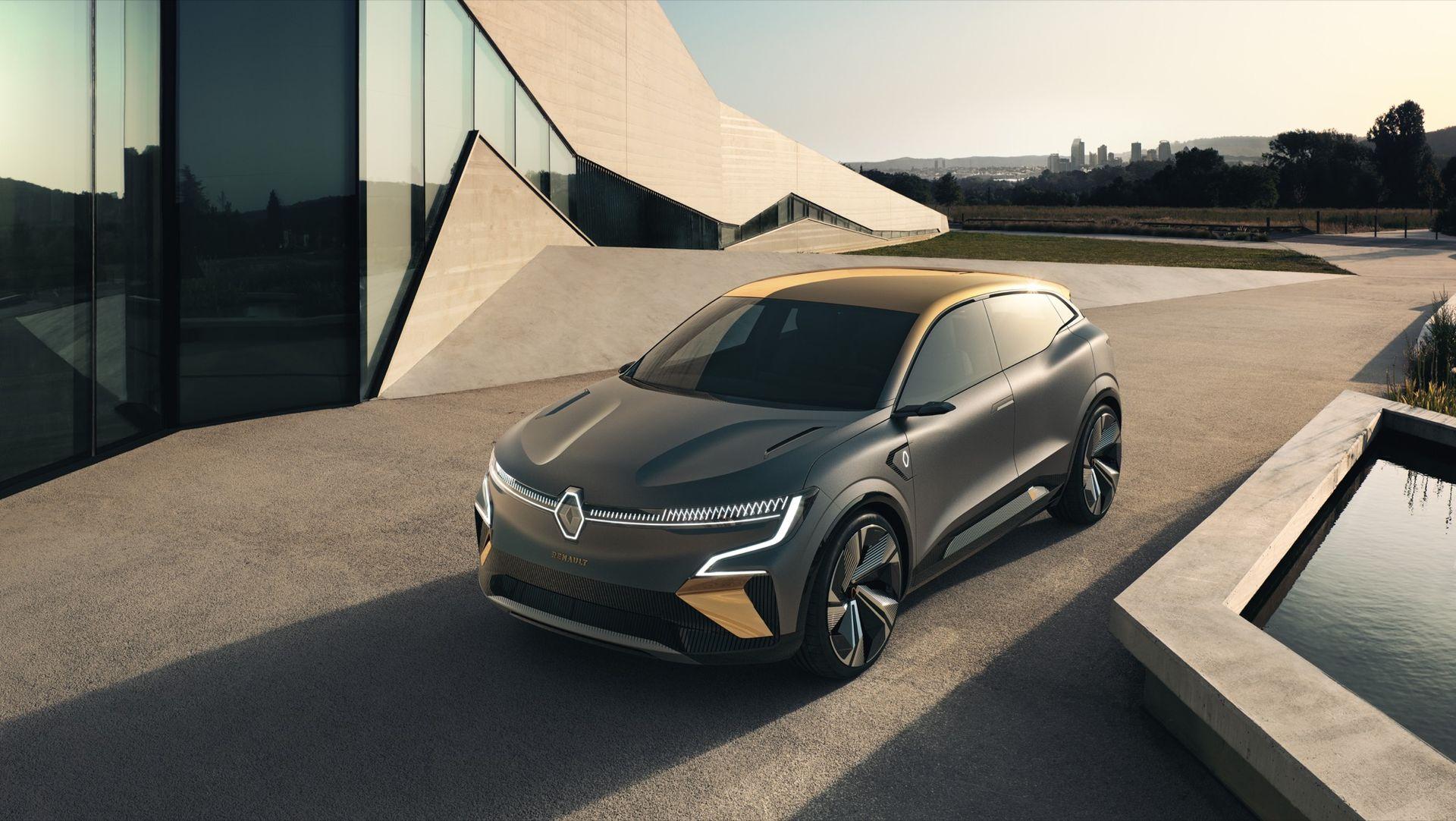 Renault Mégane som elbil