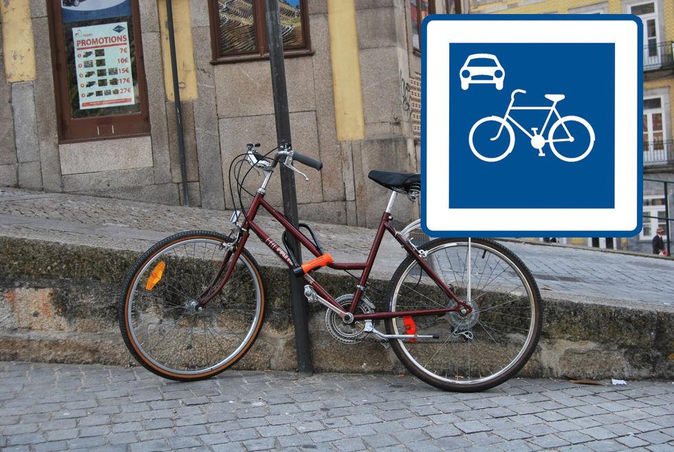 Ny cykelgata ska underlätta för cykeltrafik