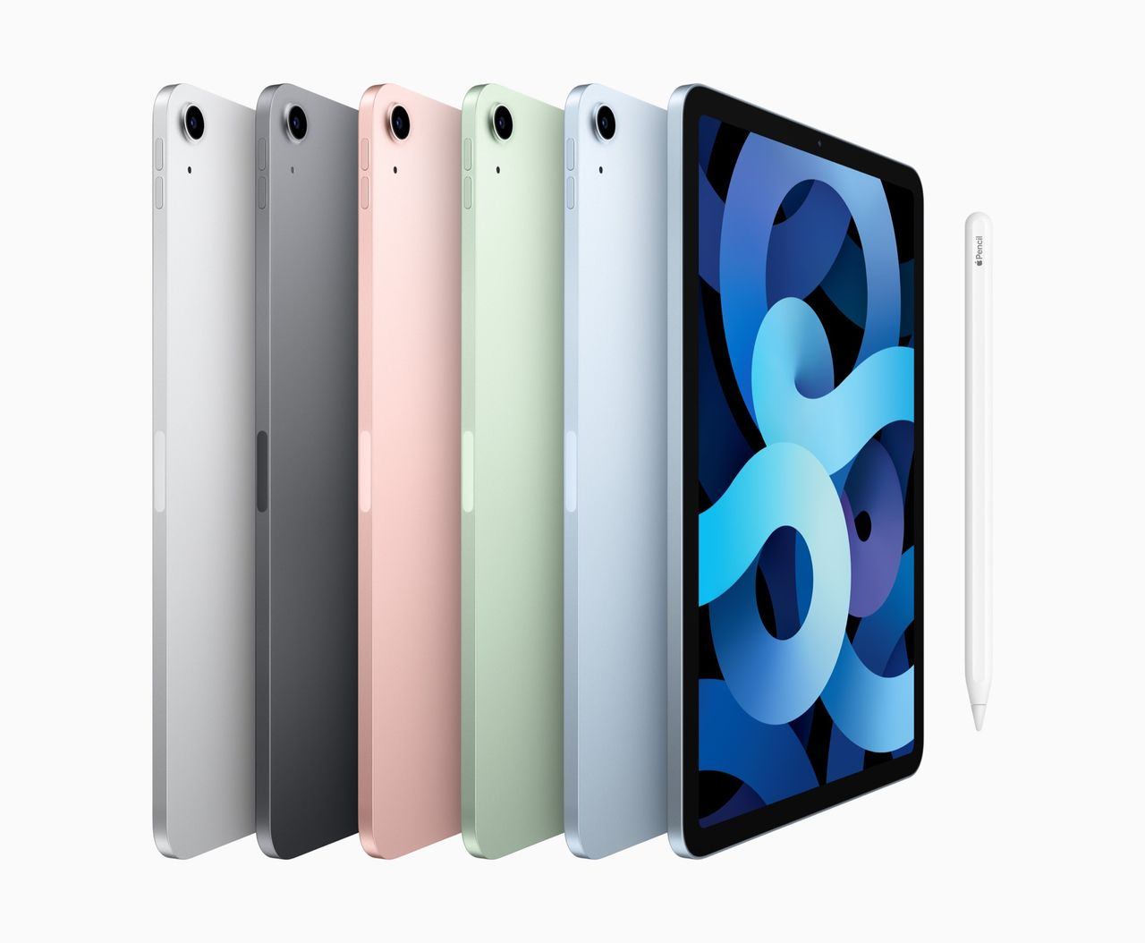 Nu går det att förbeställa nya iPad Air