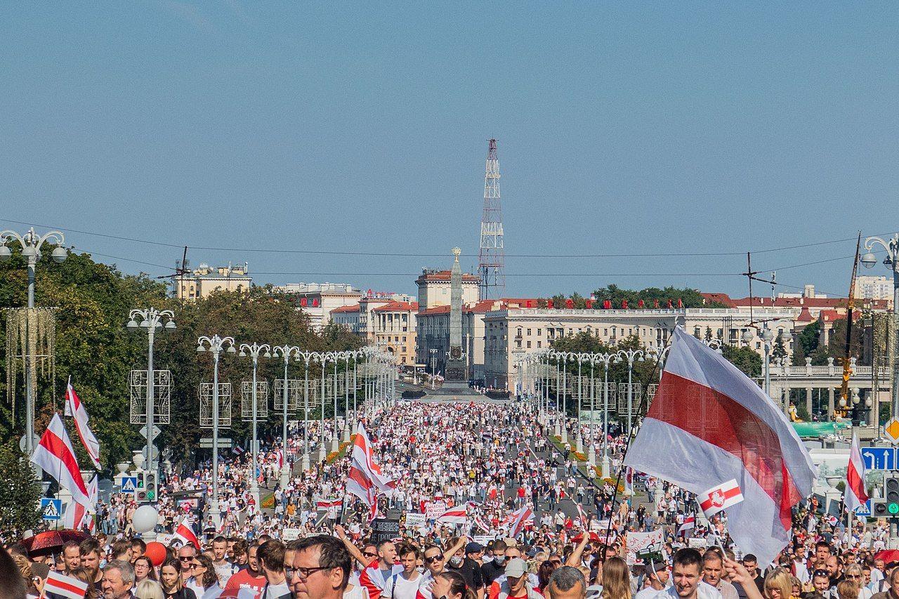 Apple kräver att Telegram tar bort protest-kanaler i Belarus
