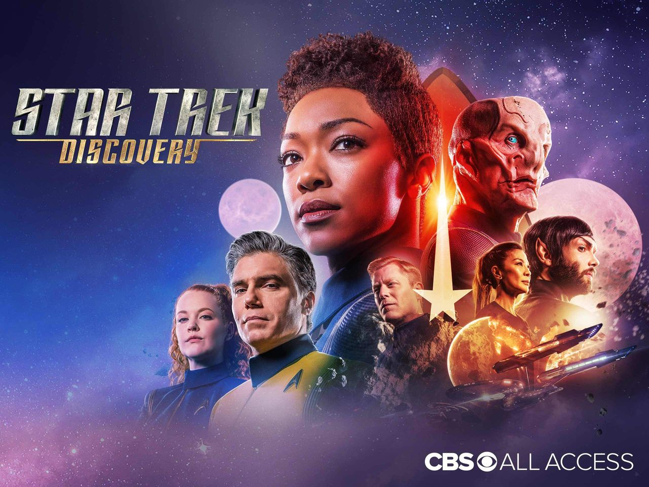 Star Trek: Discovery får en fjärde säsong