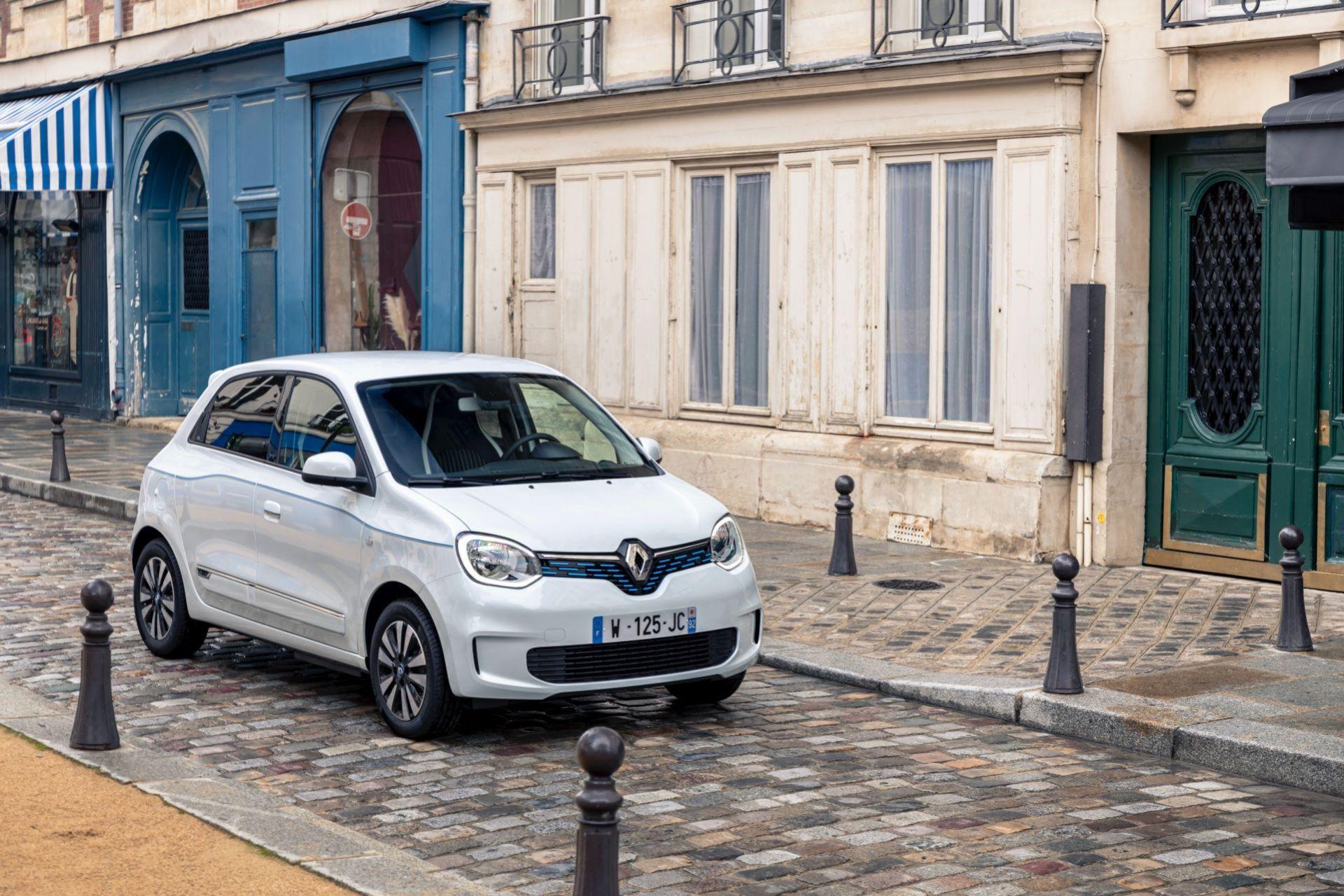 Specifikationerna för Renault Twingo Electric