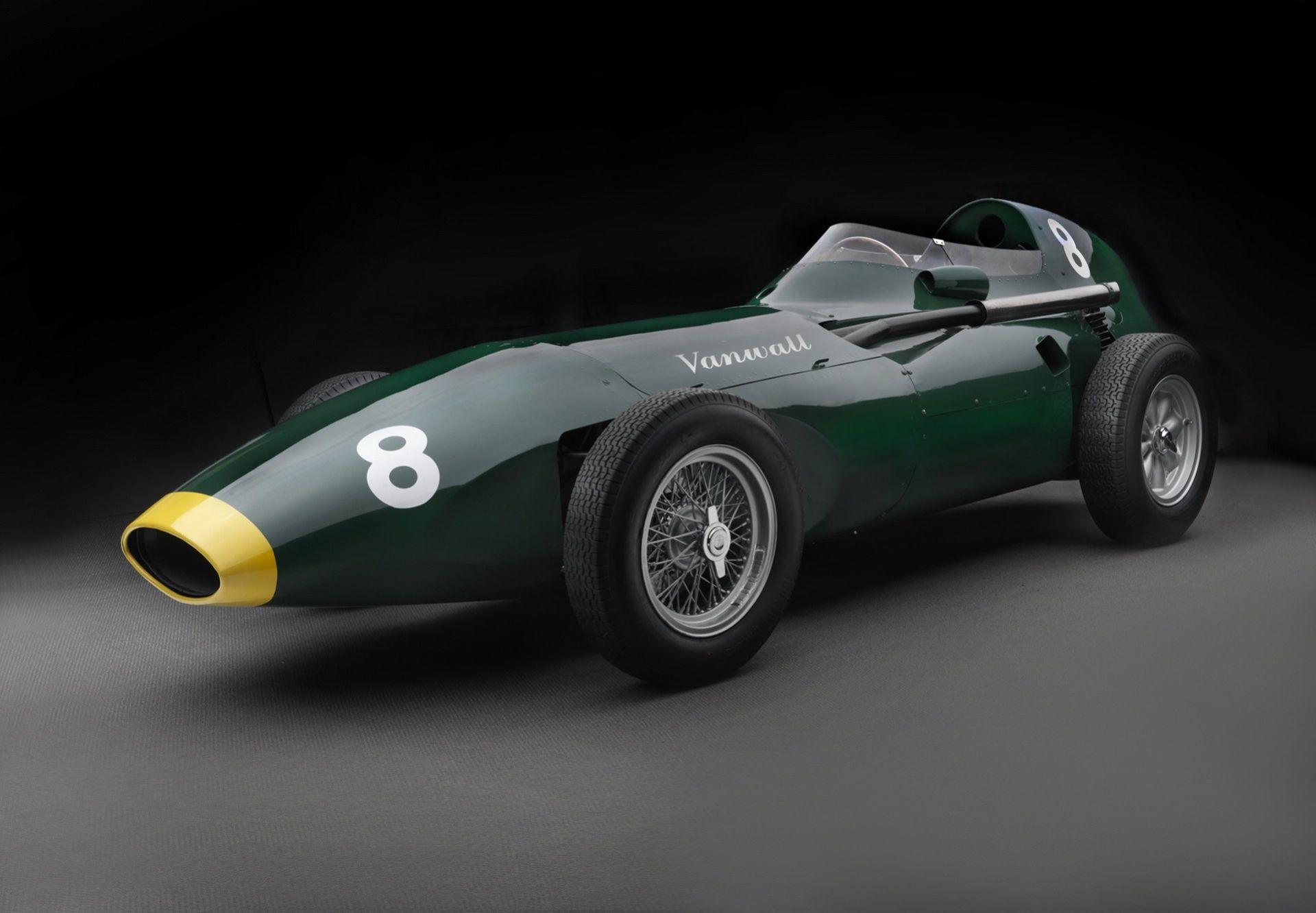 Köp en ny klassisk Formel 1-bil från Vanwall