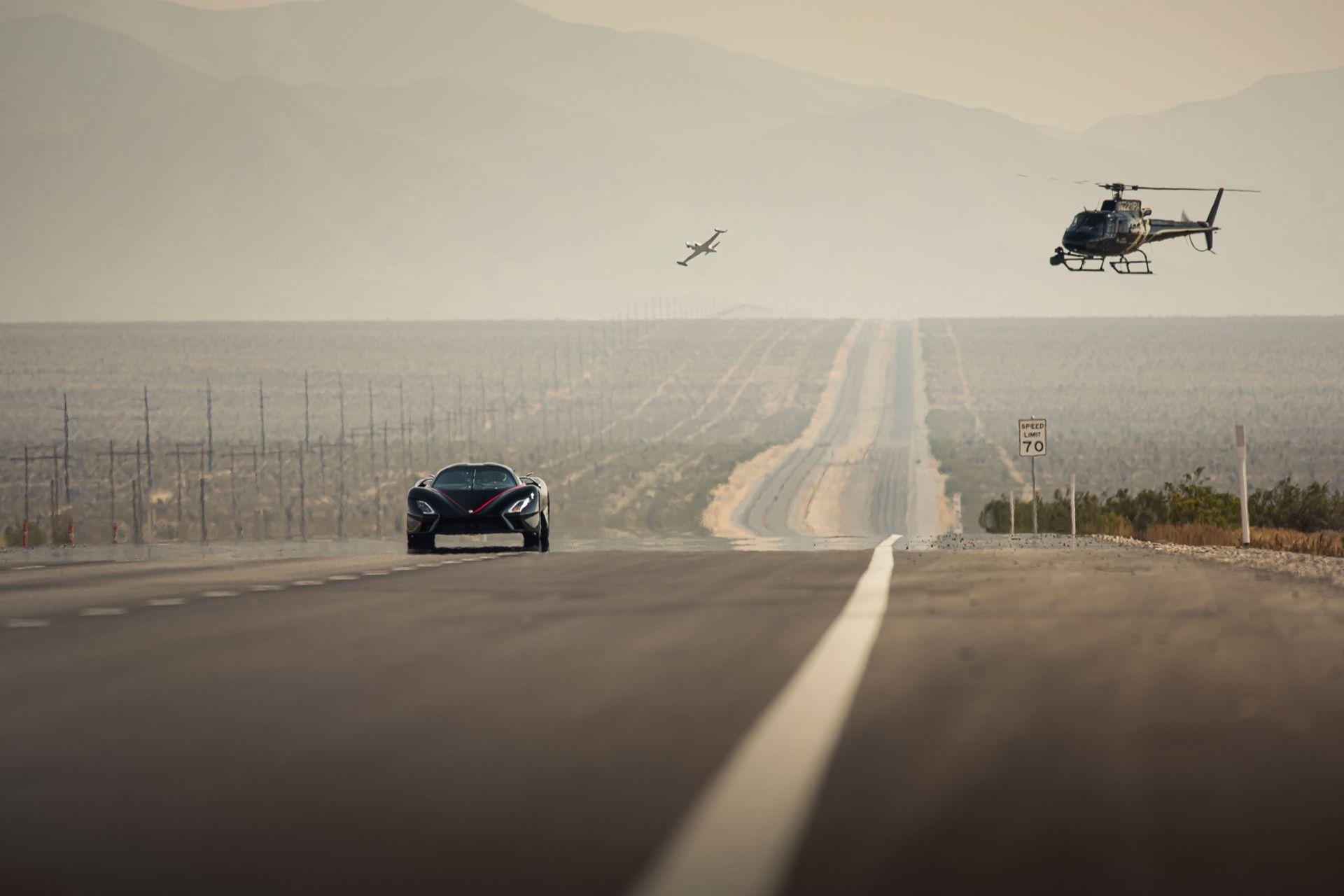 SSC Tuatara är nu världens snabbaste produktionsbil