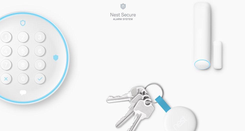 Google säger hejdå till Nest Secure