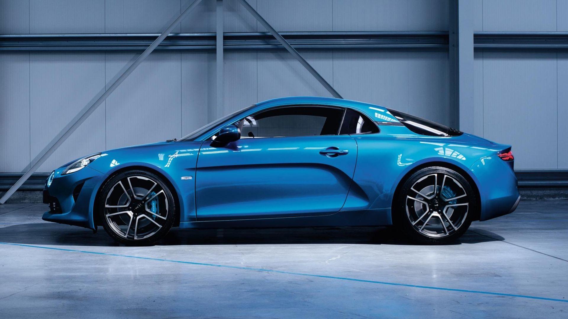 Renaults prestanda-modeller kan få Alpine-stämpel