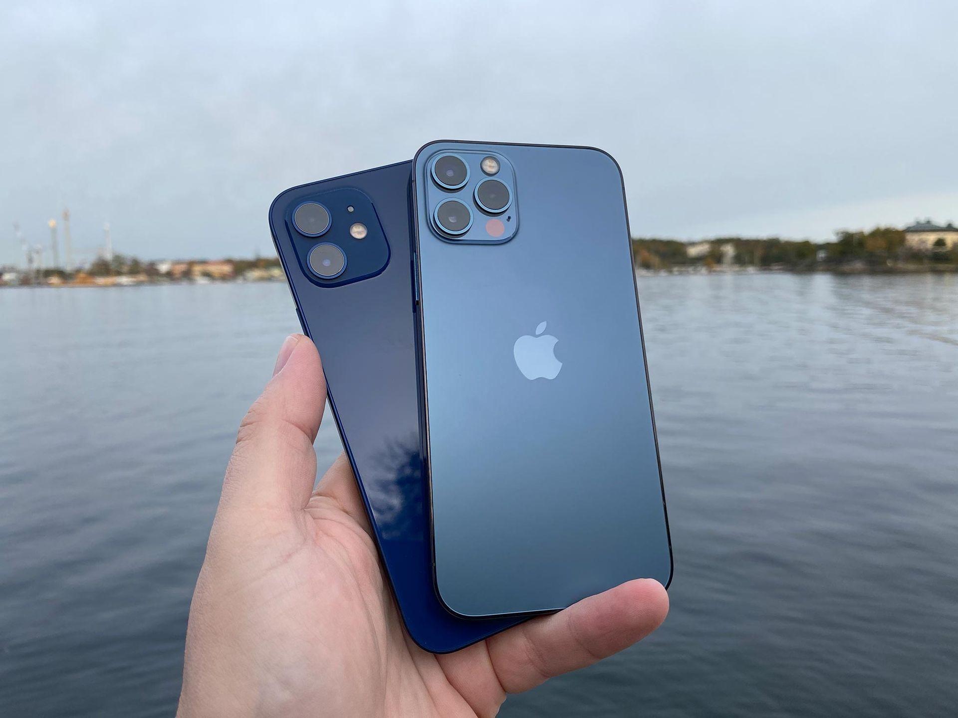 Exklusivt! Första svenska testet av iPhone 12 och 12 Pro!