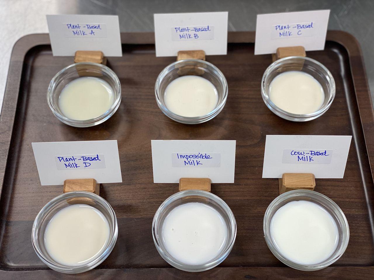 Impossible Foods utvecklar Impossible Milk