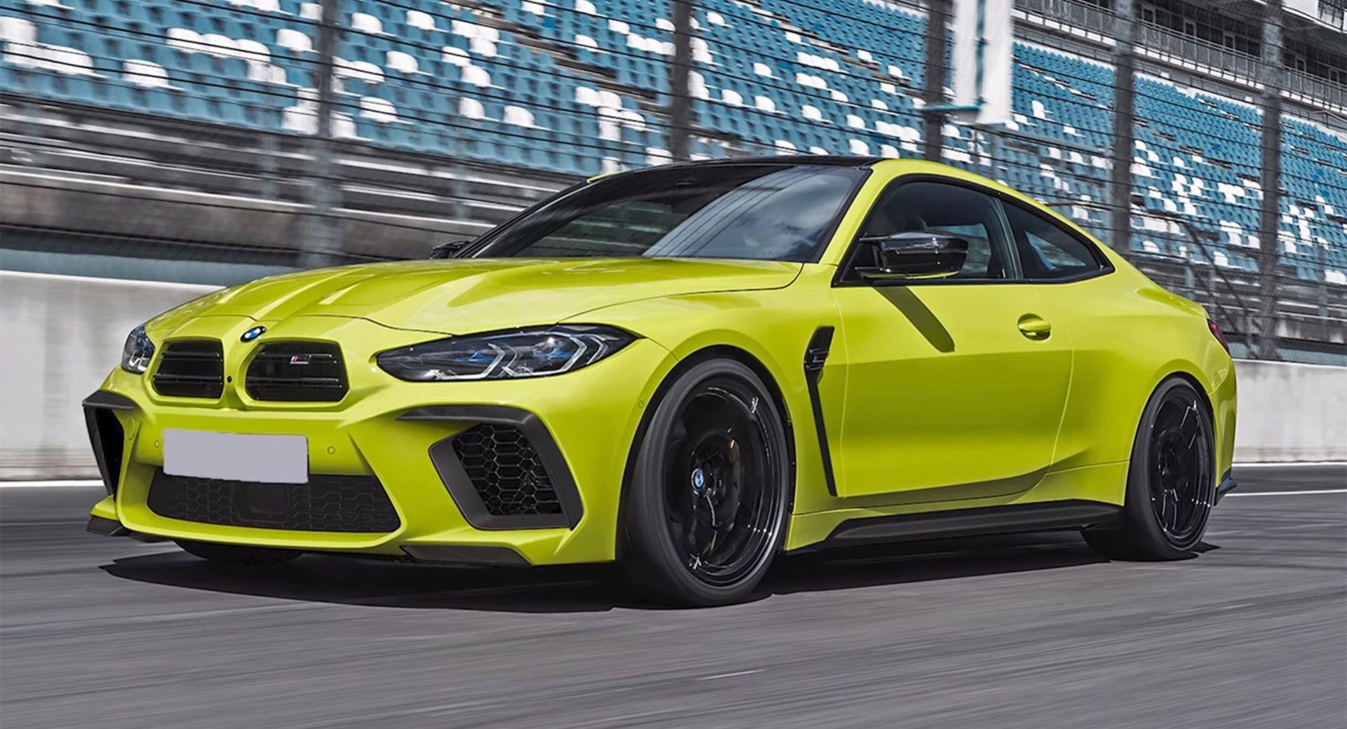 Prior Design fixar till nyllet på nya BMW M3 och M4