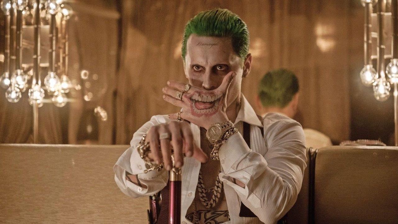 Jared Letos Jokern verkar återvända i nya Justice League