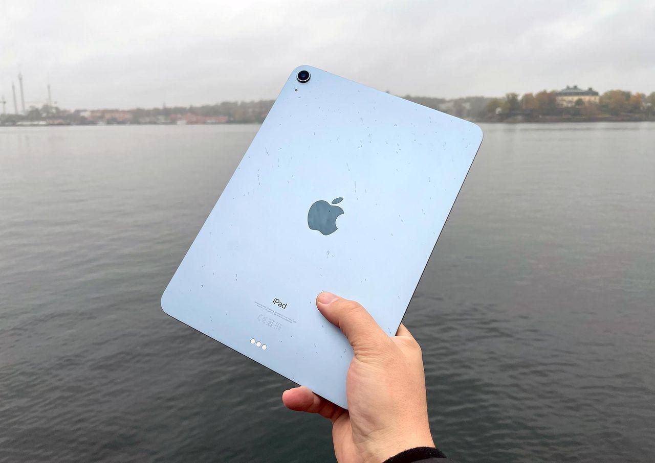 iPad Air är allt från iPad Pro man behöver!