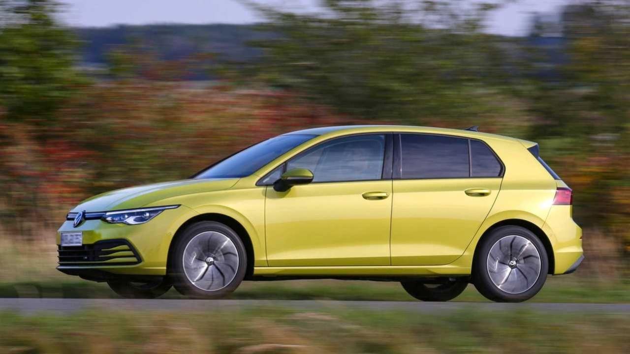 Det här är nya gasdrivna Volkswagen Golf