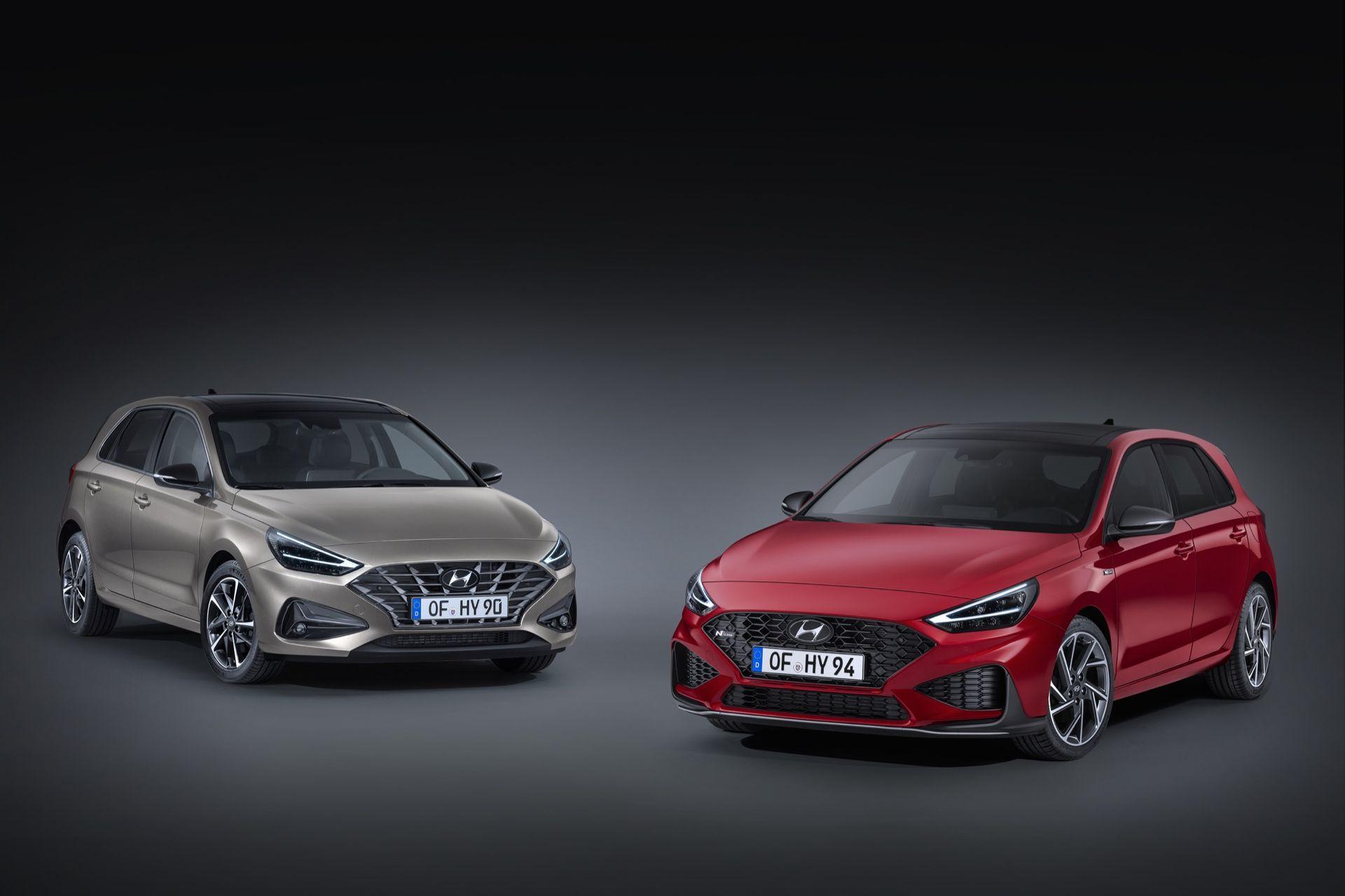 Uppdaterade Hyundai i30 blir din från 204.900 kronor