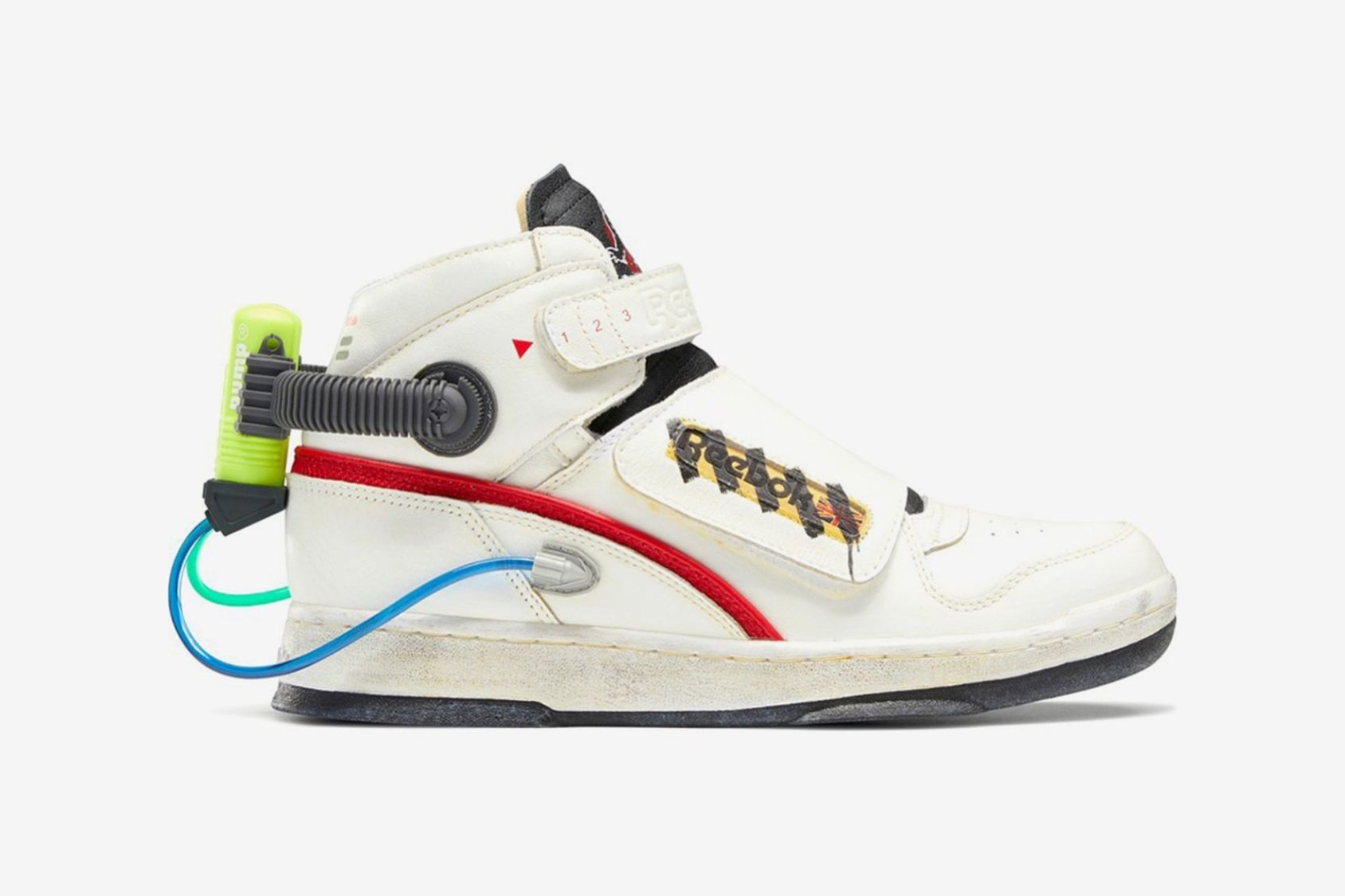 Ghostbusters-skor från Reebok